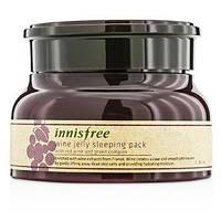 Желейная ночная маска Innisfree Wine jelly sleeping pack, 80 мл