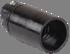 Пкб14-04-К01 Патрон подвесной карболитовый, Е14, черный (50 шт), стикер на изделии, IEK