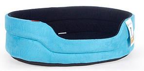 Домик для кота  TOMMI  DUO  blue - 2