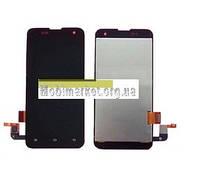 Модуль (сенсор + дисплей) Xiaomi Mi2 / Mi2S orig.чорний