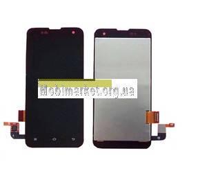 Модуль (сенсор + дисплей) Xiaomi Mi2 / Mi2S чорний, фото 2