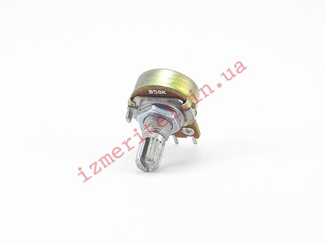 Потенциометр WH148 50 кОм