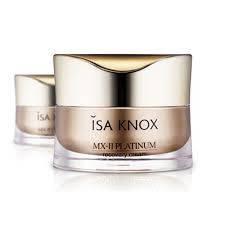 Восстанавливающий крем Isa KNOX MX-II Platinum Recovery Cream  sa KNOX MX-II, 25 мл