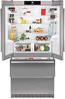 Холодильник Liebherr  CBNes 6256-23 ( side-by-side, А+, нержавеющая сталь)