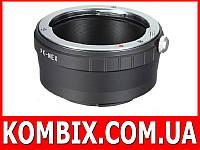 Переходник Pentax K – Sony E-mount (NEX)