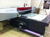 Планшетный УФ-принтер Mimaki JFX-1615 plus