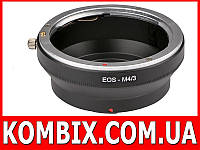 Переходник Canon EF – micro 4/3, фото 1