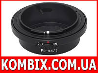 Переходник Canon FD – micro 4/3, фото 1