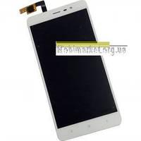 Модуль (сенсор + дисплей LCD) Xiaomi Redmi Note 3 білий