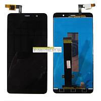 Модуль (сенсор + дисплей LCD) Xiaomi Redmi Note 3 чорний