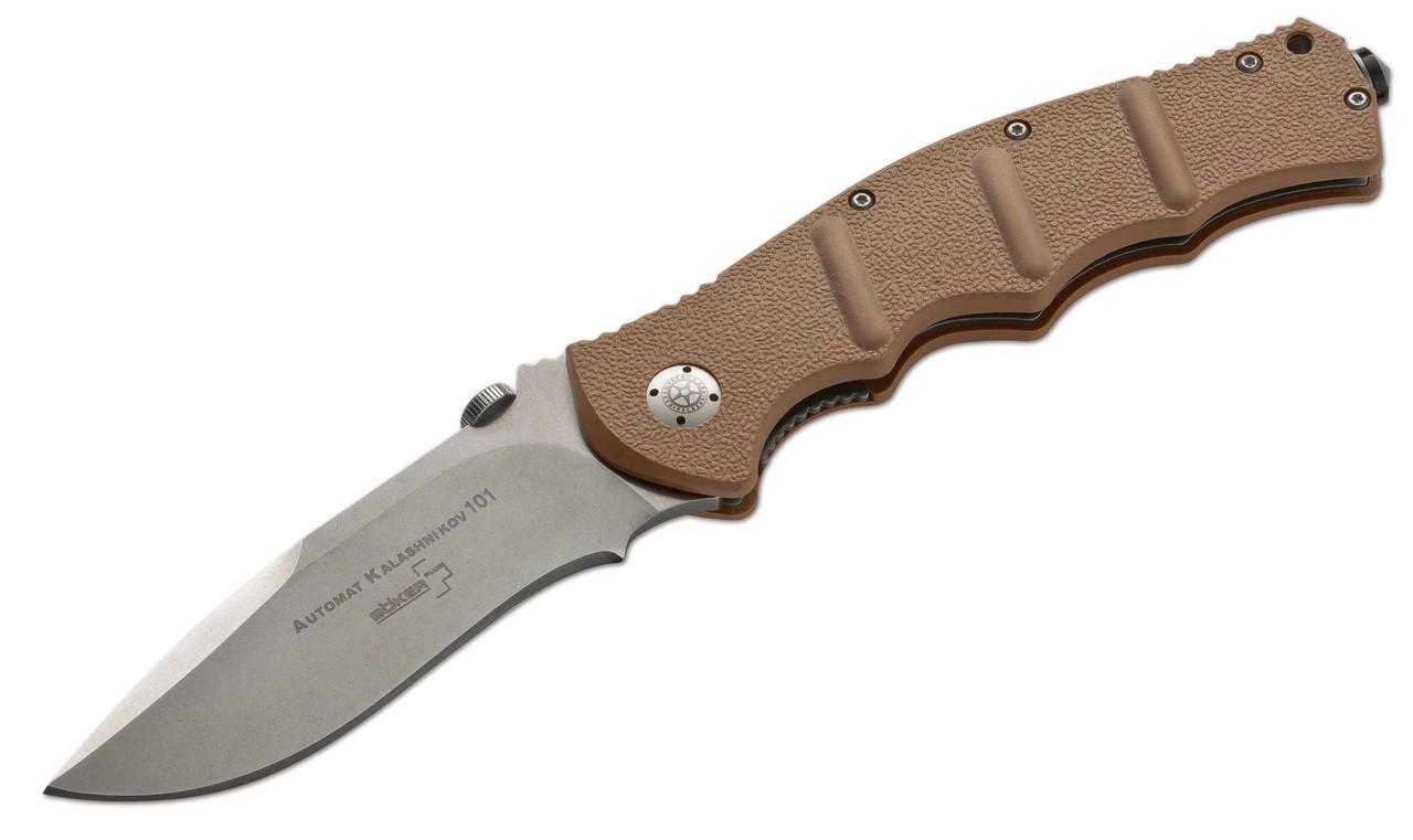 Нож Boker Plus Kalashnikov АК101 (440C)