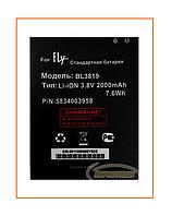 Аккумулятор Fly IQ4514 (BL3819) 2000 mAh Original