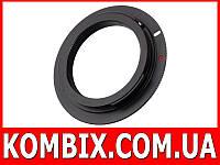 Переходник М42 – Canon EF без чипа, фото 1