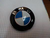 Эмблема BMW на капот и крышку багажника 51 148 132 375, фото 1