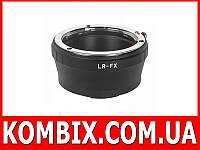 Переходник Leica R – Fujifilm X-mount, фото 1