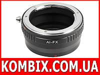 Переходник Nikon F – Fujifilm X-mount, фото 1