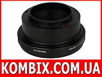 Переходник Nikon G – Fujifilm X-mount, фото 1