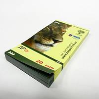 Печать билетов (100 шт.)