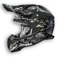 Мотошлем Airoh Terminator Thorns Black Gloss