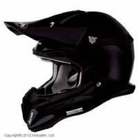 Мотошлем Airoh Terminator Color Black Gloss