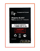 Аккумулятор Fly DS123 (BL4007) 1700 mAh Original