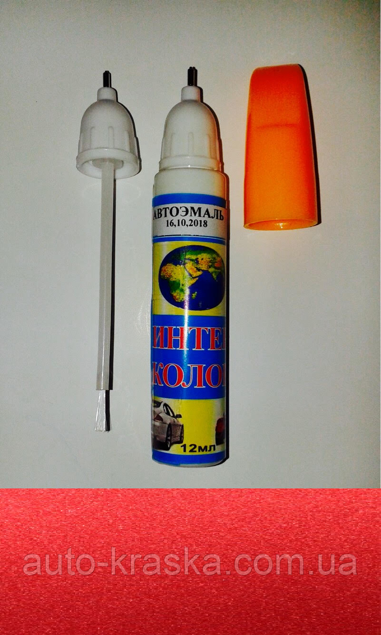 """""""2 в 1"""" 104 Калина. Реставрационный карандаш-маркер."""