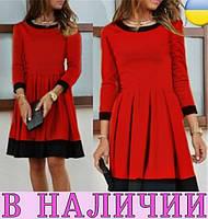 37d74247bf8 Женское трикотажное коктельное платье Aconite