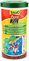 Корм для прудовых рыб Tetra Pond Koi Sticks Junior 1 л энергетические гранулы для молодых карпов Кои