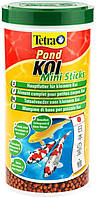 Корм для прудовых рыб Tetra Pond Koi Sticks Junior 1 л энергетические гранулы для молодых карпов Кои