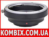 Переходник Canon EF – Samsung NX, фото 1