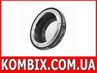 Переходник Canon FD – Samsung NX