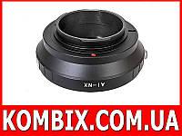 Переходник Nikon F – Samsung NX, фото 1