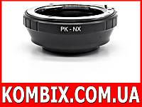 Переходник Pentax K – Samsung NX, фото 1
