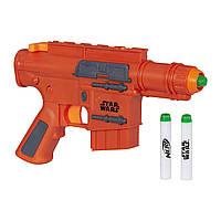 Бластер Нерф Бойца Звездных воин/Star Wars Rogue One Nerf Captain Cassian Andor Blaster