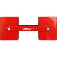 Магнит регулирования сварки угла YATO 85х65х22мм, 2x22,5кг [6]