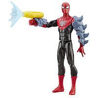 Человек паук - фигурка Паутинные бойцы: Зловещая шестёрка Марвел 30 см, Marvel