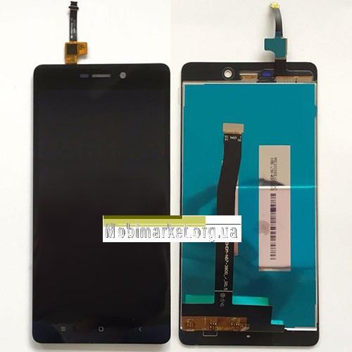 Модуль (сенсор + дисплей) для Xiaomi Redmi 3/Redmi 3s/Redmi 3s prime/Redmi 3x чорний