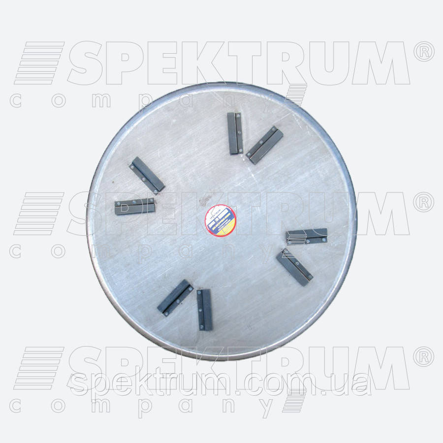 Диск для затирочных машин SD 970-3,0-8, типоразмер 970 mm