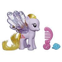 Фигурка Май Литл Пони Лили Блоссом с блестками и водой/ My Little Pony Cutie Mark Magic Water Cuties Lily Blos