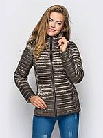 Женская демисезонная куртка размеров 42-52 SV М1075