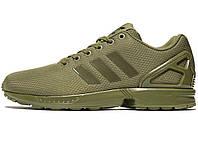 Мужские кроссовки Adidas ZX Flux Haki