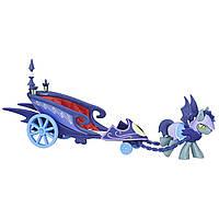 Игровой набор Лунная колесница с пони Май Литл Пони/My Little Pony Friendship Is Magic Collection Moonlight Ch