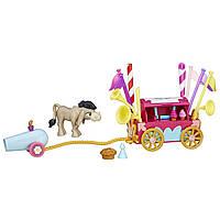 Игровой набор Май Литл Пони Фургон ослика Дудли/My Little Pony Friendship Is Magic Collection Welcome Wagon Se