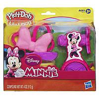 Игровой набор пластилина бутик Минни Маус Плей До/Play-Doh