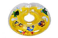 Круг Дельфин EuroStandard жёлтый