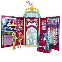 Игровой набор Школа Май Литл Пони Девушки Эквестрии/My Little Pony Equestria Girls Canterlot High Playset