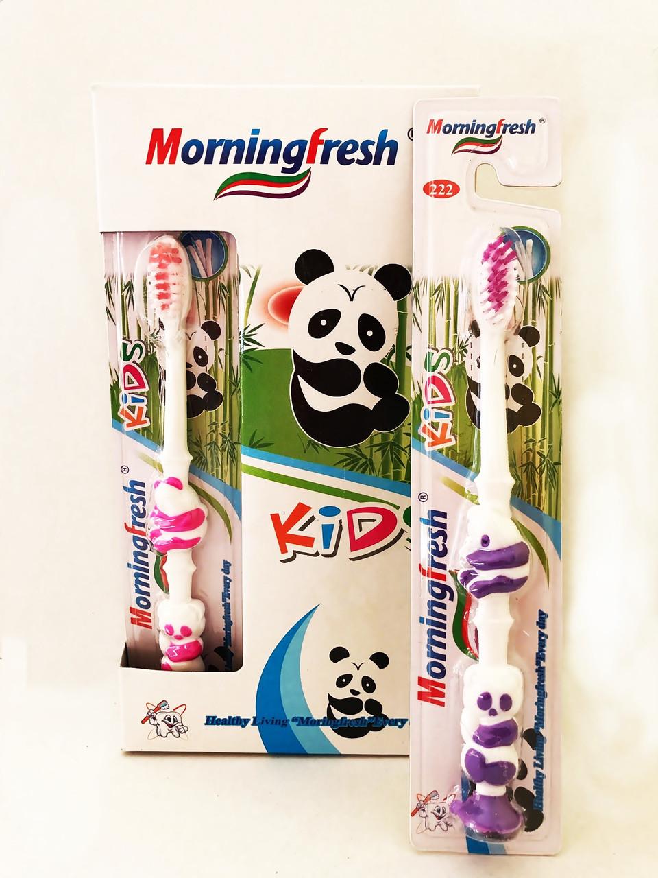 Дитяча зубна щітка Morningfresh Kids