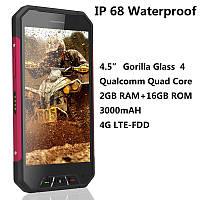 Cтильный защищенный смартфон Oinom V1600 3G,1gb/8gb