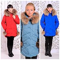 Пуховик зима для девочки | Детские зимние куртки