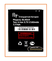 Аккумулятор Fly IQ446 (BL4019) 2100 mAh Original